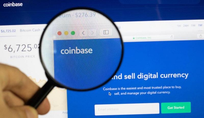 Coinbase пережила крупный отток биткоинов на фоне падения рынка