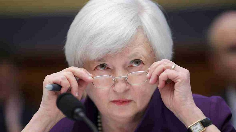 Глава Минфина США считает биткоин спекулятивным