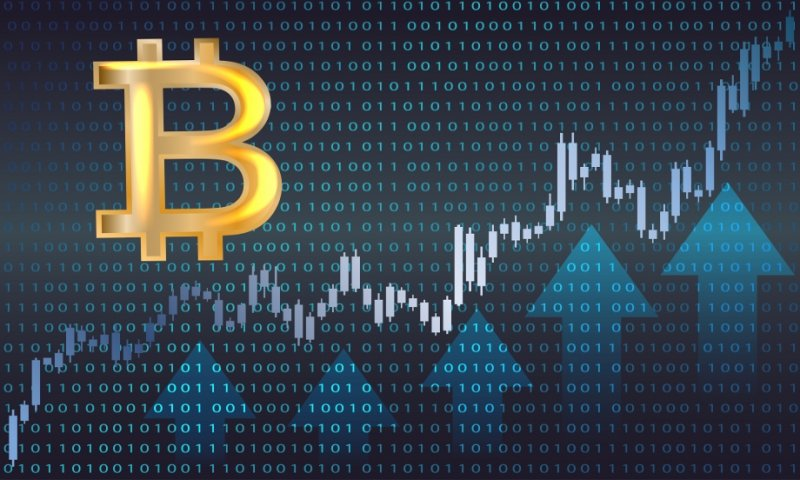 Курс биткоина достиг нового рекордного уровня