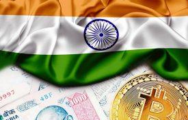Власти Индии потребовали от компаний раскрывать криптоактивы