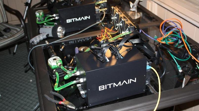 Мошенники открыли клон сайта Bitmain