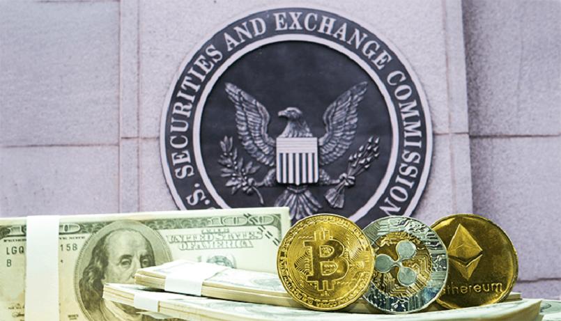 Участники крипторынка выплатили SEC более $1,77 млрд.