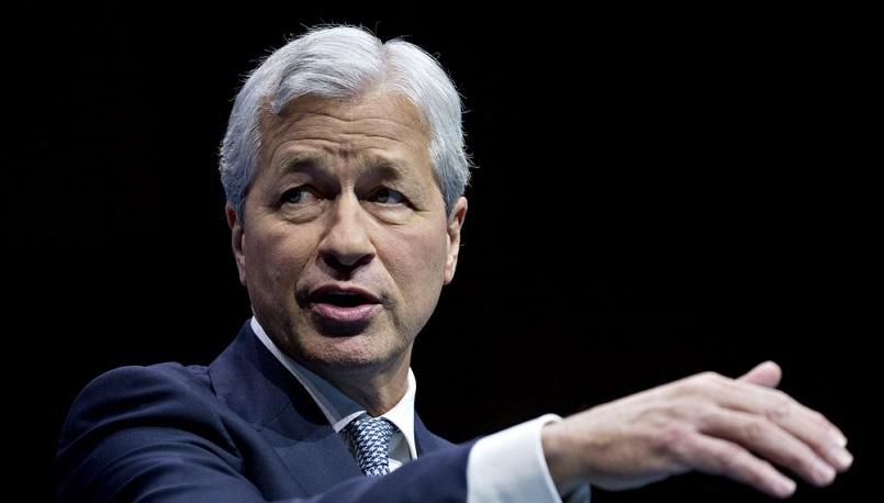 Глава JPMorgan призвал не связываться с BTC