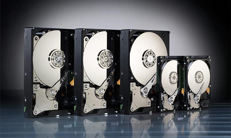 В России в два раза выросли продажи жестких дисков