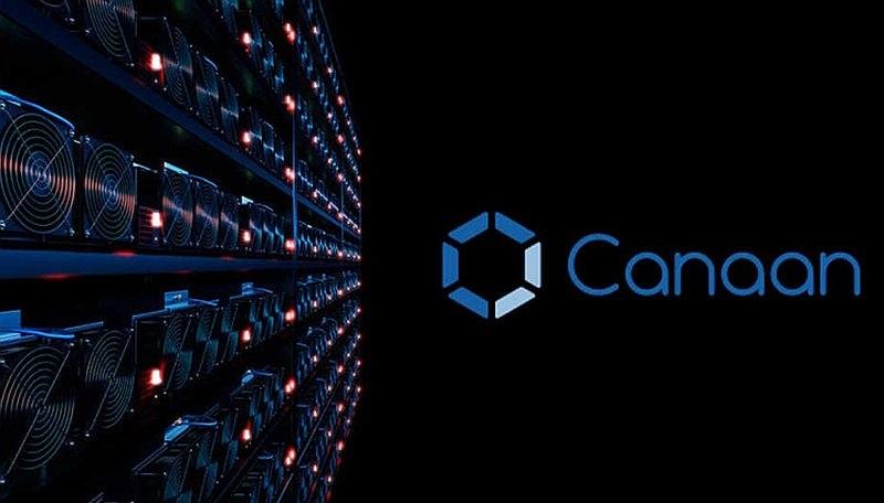 Основной объем выручки компании Canaan обеспечили зарубежные клиенты