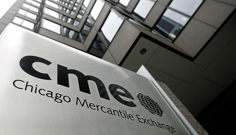На CME резко снизился интерес по биткоин-фьючерсам