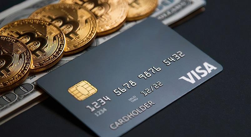 Держатели криптокарт Visa потратили с них более $1 млрд.