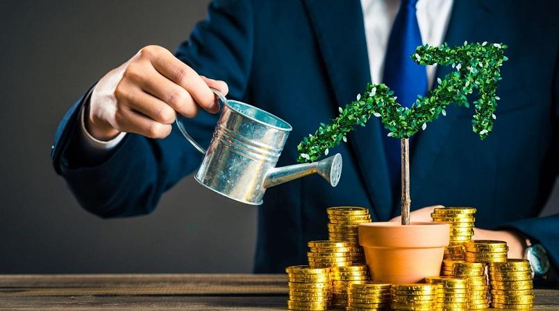 Объем венчурных инвестиций в криптоиндустрию вырос на 90%