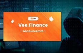 DeFi-протокол Vee.Finance взломан. Потеряно монет на $35 млн.