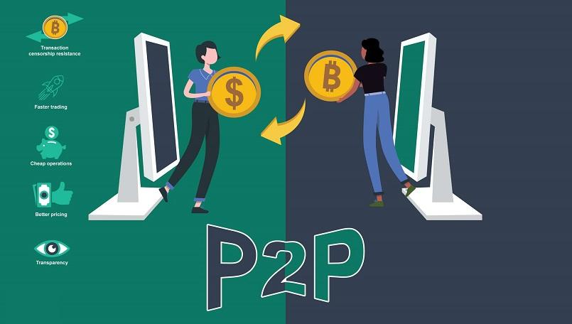 В Китае резко выросла популярность P2P-обменников